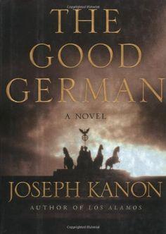 The Good German: A Novel by Joseph Kanon,http://www.amazon.com/dp/0805064222/ref=cm_sw_r_pi_dp_ldsztb14B1ERVFRQ