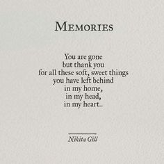 Poem of my grief - Nikita Gill Missing You Quotes, Thank You Quotes, Me Quotes, In Memory Quotes, Death Quotes For Loved Ones, Loss Of A Loved One Quotes, I Miss You Quotes, Love Memories Quotes, Feelings
