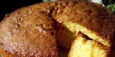 Με ωραίο χρώμα και γεύση τούμπανο θα είναι το πιο τέλειο κέικ που έχετε φτιάξει Pastry Cake, Greek Recipes, Banana Bread, French Toast, Breakfast, Fitness, Desserts, Food, Morning Coffee