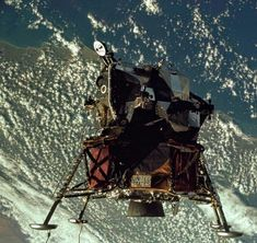 Apollo Space Program, Nasa Space Program, Programa Apollo, Apollo 9, Lunar Lander, Apollo Missions, Nasa History, Space Rocket, Vintage Space