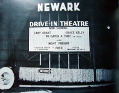 Newark Drive-In exterior