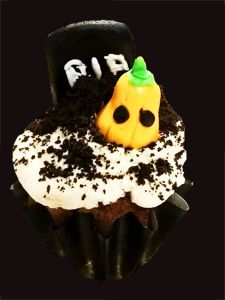 cupcake tombe