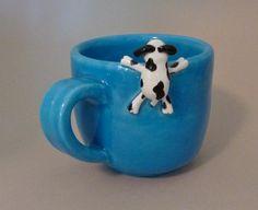 Mug with a cow!! :D