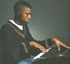 Most people know Kanye's story as it starts in 2001 when he produced 3 songs for Jay-Z's Blueprint album.  That year was a springboard for his career, but very few people get to work with Jay-Z.  There's a story behind how he made that happen.