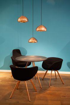 Fauteuil SCOOP de Tom Dixon - Design - Superstore.fr
