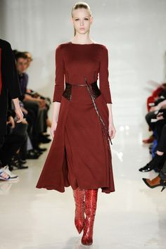 Ralph Rucci Fall 2014 Ready-to-Wear Collection Photos - Vogue