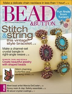 Bead Magazine June 2013