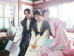 Scarlet Heart Ryeo Funny, Scarlet Heart Ryeo Cast, Moon Lovers Cast, Moon Lovers Drama, Baekhyun Scarlet Heart, Nam Joo Hyuk Scarlet Heart, Luhan, Baekhyun Moon Lovers, Kdrama