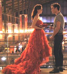 GG S4E2 (Double Identity): Blair Waldorf in Oscar de la Renta #blair_waldorf_red