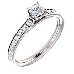 0.25 Ct Round Diamond Engagement Ring 14k White Gold   Bridal Rings   Wedding Rings   Ring of the day   Engagement   Best Ring   Jewelry   Ring Jewelry   14k Gold Rings   Latest Jewelry Trends   Fashion Trends   Fashion trends for teens   New Jewelry Rings   Rings Porn   Gold Rings   Silver Rings   Teens Jewelry   Ideal Jewelry   Dream Jewelry   Love Jewelry   Fancy Jewelry   Gift   Jewelry Gift   Jewelry Porn   Wedding Gift