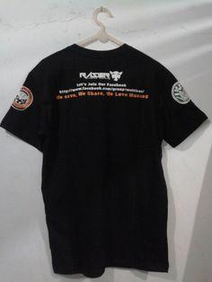 Back MULTIRAS Tshirt