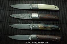 couteaux d'art