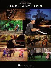 Songbook para piano solo + cello opcional del gran dueto The Piano Guys. Sigue el enlace del pin para descargarlo gratis en pdf.