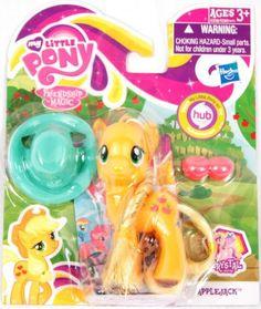 Amazon.com: My Little Pony - Crystal Empire - APPLEJACK: Toys & Games