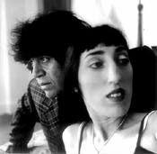 Almodovar & Rossy de Palma, 1994, by Marc Geller.