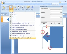 Order PowerPoint Shortcut Tools  http://www.shortcuttools.com/en/order_powerpoint_shortcuttools.html