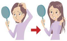 Découvrez les meilleurs produits naturels pour contrer la chute de cheveux…