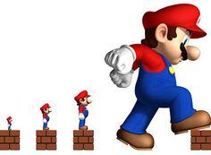 Historia de los Video Juegos: Super Mario