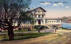 Balneario de Igeretxe, 1920? (Cedida por Ignacio Azaola) (ref. 04099)