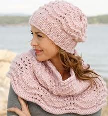 free knit hat patterns - Google Search