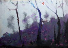 https://www.facebook.com/sahong.gum Landscape,Colorful,paint