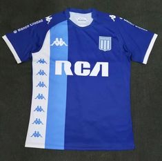Racing Club de Avellaneda 18 19 Away Man Soccer Jersey Personalized Name  and Number 29ee6c45b