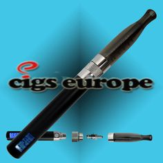 E-sigaret H2 LCD - http://www.ecigs-europe.be/?product=e-sigaret-h2-lcd