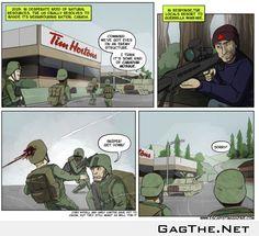 2025: US finally invades Canada
