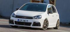 Sechs Freunde sollt ihr sein – VW Golf R36 mit KW Gewinde und OZ Wheels