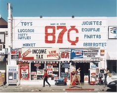 2029 1st Street, Boyle Heights, 1998 from Los Angeles