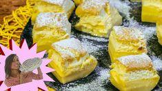 Torta Magica al Limone e Vaniglia