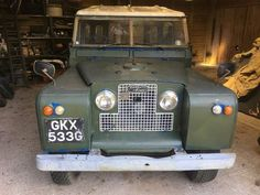 """Land Rover Series 2a IIa 88"""" 1969 Bronze Green 2.25 petrol For Sale"""
