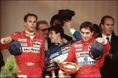 Ayrton Senna – 10 instants de legende 8
