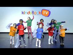 Jiggle Your Scarf. Exercise songs for preschoolers and toddler (Official Music Video)