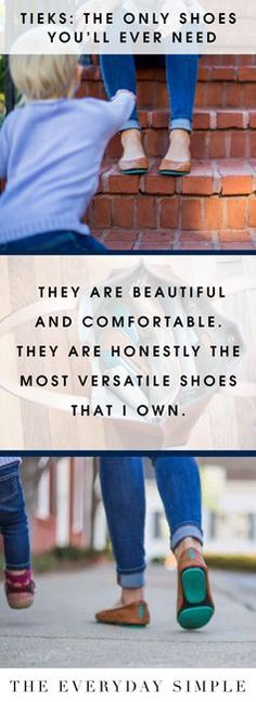 """""""Tieks are in a league of their own. They are beautifully made with real Italian leather. They feel as if someone walked for 3 months in them to get them ready for when you slip your foot into them.  They are designed specifically for the purpose of function and flexibility from the tip of the toe to the bottom of the sole."""""""
