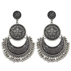 Buy the latest trendy Vintage Silver Color Big Flower Drop Earrings for Women, Buy Quality silver hoop earring directly from Poorvikaa silver fish hook earrings     Earring Type: Drop Earrings  Item Type: Earrings  Fine or Fashion: Fashion  Metals Type: Zinc Alloy  Style: Vintage  Gender: Women  Shape\pattern: Geometric  Size: 7.1*4.5cm  Weight: 29g | Shop this product here: http://spreesy.com/poorvikaa/1 | Shop all of our products at http://spreesy.com/poorvikaa    | Pinterest selling…