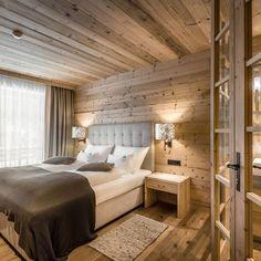 Vrbo - Vrbo Vacation Chalet in Mareo Chalet Interior, Chalet Design, Hotel Room Design, Deco Design, Design Design, Log Homes, New Room, Disney Hotels, Top Hotels