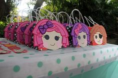 """Photo 1 of 121: Lalaloopsy Party / Birthday """"Evie's 6th Lalaloopsy Party"""" 