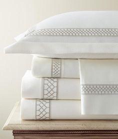 Modern Luxury Bedroom, Luxurious Bedrooms, Beige Bedrooms, Linen Sheets, Linen Bedding, Bed Linens, Blue Comforter, Full Duvet Cover, Duvet Covers