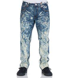 DECIBEL+Denim+jeans+Zipper+and+button+closure+5+pocket+design+Durable+material+for+ultimate+performance