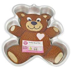 Teddy Bear Cake Pan | Hobbycraft