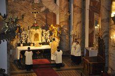 Una Voce Austria  Missa Votiva in Honorem B. M. V. —  at Karlskirche.  Quae missa cantata die 29. novembris a. D. 2016 apud aedem s. Caroli Borromaei vindobonae sitam celebrata est.