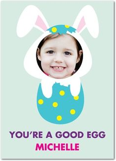 Easter Cards cards for good eggs from treat.com