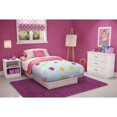 Toddler girl room idea