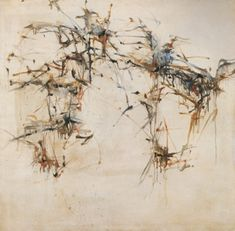 """""""Untitled"""" by Joan Mitchell"""