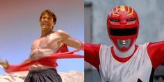 Power Rangers: Every Red Ranger, Ranked From Worst To Best ...
