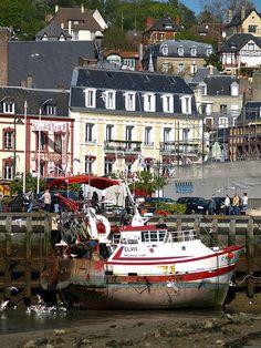 Deauville-Honfleur-Trouville, France Basse-Normandie