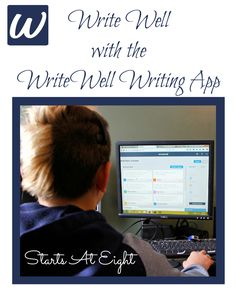 Write Well with the WriteWell Writing App - StartsAtEight