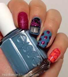 essie truth or flare moyou pro xl 7 cupcake advanced nail stamping