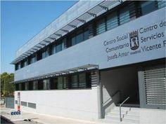 Centro Social Comunitario Josefa Amar - Ayuntamiento de Madrid